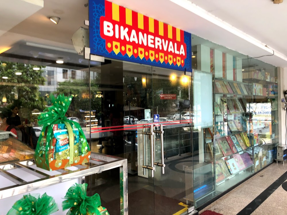 bikanervala franchise investment